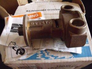 Onan Water Pump 132-0146 (132-0178) Jabsco 5850-000, MDEH & MDEG  NEW