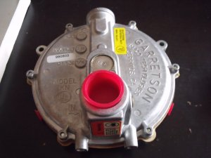 Onan by 148-0311 gas regulator Garretson/IMPCO (Model KN)  NEW