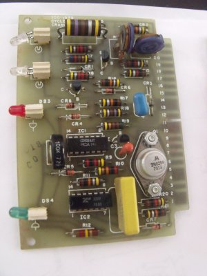 Onan 300-1573 PCB, Cycle-Cranker, Univ. 2 Wire