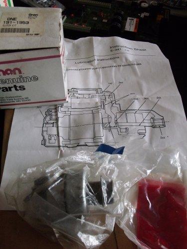 Onan 191-1953 Clutch Kit, P Series  NEW