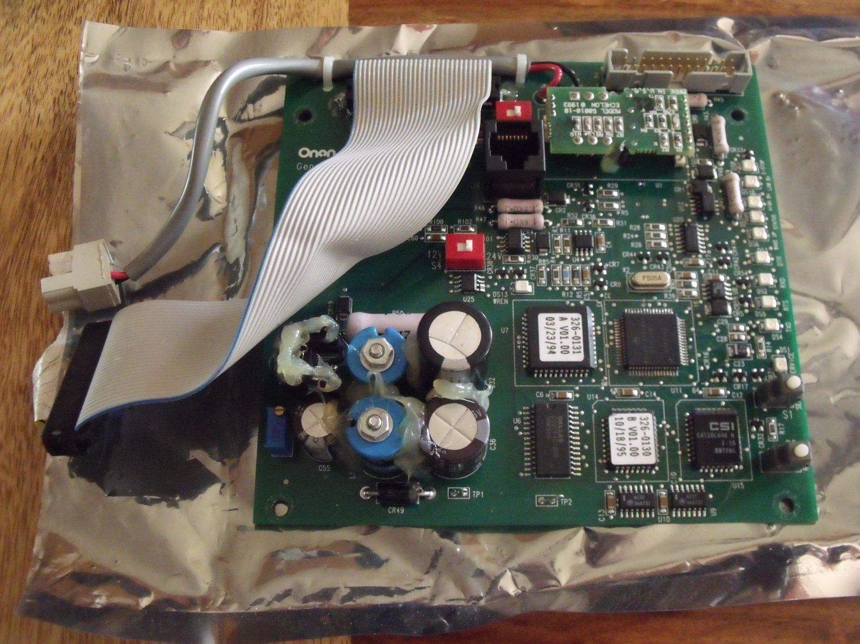 Onan 300-4458 (541-0813) GCM Genset Communications Module FT-10