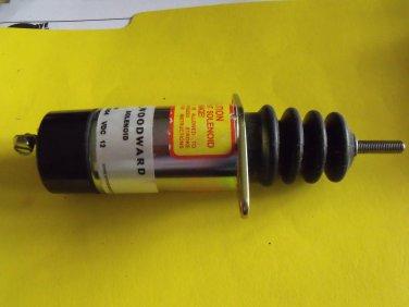 Onan 307-2476 Stop Solenoid, MDTA  NEW
