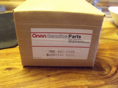 Onan 402-0408 Mounting Assy  NEW