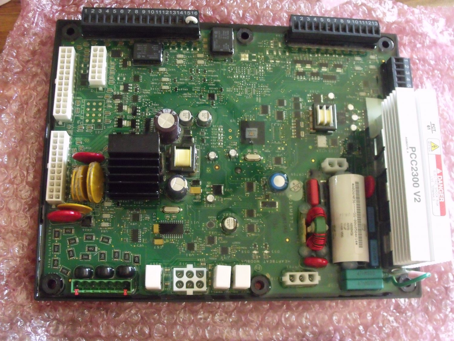 What Stores Accept Paypal Credit >> Onan Cummins A026N036 PCC2300 PCB Assy (327-1636-01) NEW