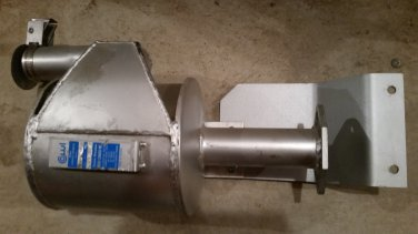 Onan 155-2607 Spiral Exhaust Silencer DGAB by Ow.