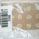 Retired Longaberger Stone Leaf Oregano Basket Liner