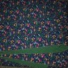 Vera Bradley Retired Rare Bluebird Quilted Fabric HUGE