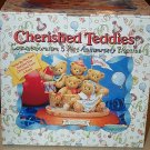 Cherished Teddies 5 Year Large Anniversary Figurine