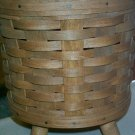 Longaberger Rare Very Nice 1985 Fern Basket