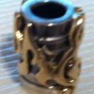 Trollbeads Hallelujah Silver & Gold Bead