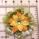 Hair Accessory, Hair clip, Hair flower HD-0011