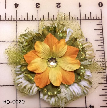 Hair Accessory, Hair clip, Hair flower HD-0011