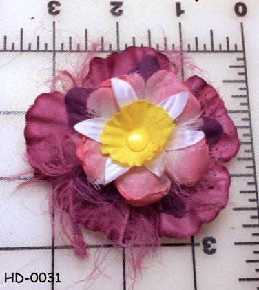 Hair Accessory, Hair clip, Hair flower HD-0031