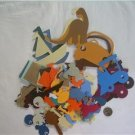 100 Die Cuts 4 Boys, Scrapbooking, paper, cards, invatations
