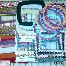 Die Cut Frames for Scrapbooking SB-DC-0001 CHQD