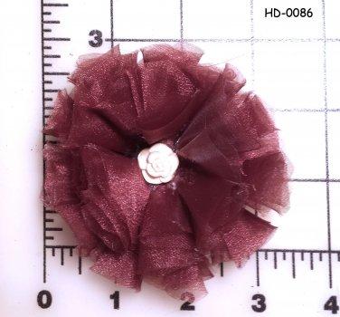 Hair Accessory, Hair clip, Hair flower  HD-0085