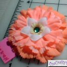Hair Accessory, Neon Hair Flower Clip  HD-0203