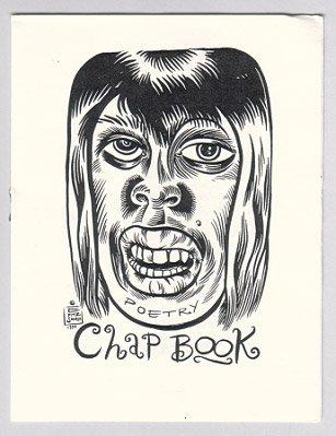 POETRY CHAPBOOK zine mini-comic E FITZ SMITH 1994 comix