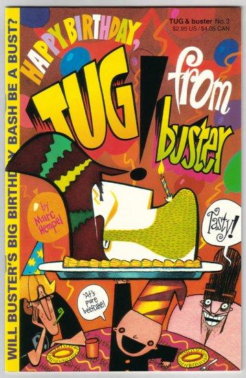TUG & BUSTER #3 Marc Hempel 1996