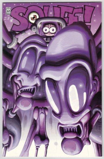 SQUEE #4 Jhonen Vasquez 1998 SLG