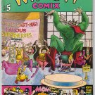 RIP OFF COMIX #5 R. Diggs, Gilbert Shelton, Joel Beck 1979 UG comix