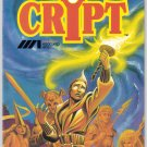 THE CRYPT #1 signed HEMPEL Kochell WHEATLEY signed 1987