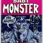 CURSE OF THE BABY MONSTER lowbrow comix R.K. SLOANE 1987