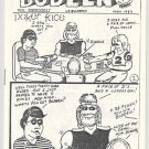 BODEEN #2 mini-comic G.J. SULZBACH 1987