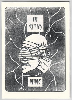 IN SITIO #9 Dutch mini-comic zine 1998