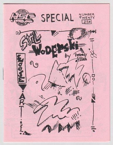HSC SPECIAL #20 mini-comic PAUL TUMEY 1989 High School