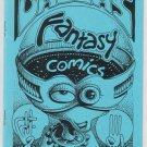 DALLAS FANTASY COMICS #3 Brad Foster KENNETH SMITH Dan Piraro