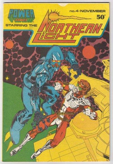 POWER COMICS #4 Northern Light JIM CRAIG 1977