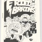 FRIED BRAINS #5 mini-comic JOHN HOWARD Bill Shut CHARLES SCHNEIDER 1981