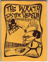THE WRATH OF SISTER VEDELIA minicomic SCOTT STEVENS 1987 *SALE 40% off
