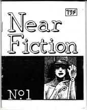 NEAR FICTION #1 mini-comic JASON LUTES 1990