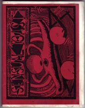 SENSUAL TOAST mini-comic GARY PANTER Sunshine ION 1986 *SALE 40% off
