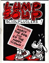 LUMP SOUP SCIOLPLUILEAS minicomic CHESTER BROWN Steve Willis 1985