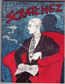 SCRATCHEZ #2 minicomix anthology BOB LEWIS 1983