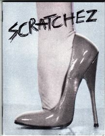 SCRATCHEZ #1 mini-comix anthology BOB LEWIS 1983