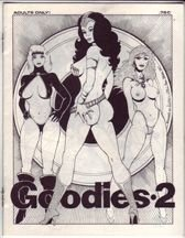 GOODIES #2 mini-comic BRAD FOSTER 1982 *SALE 40% off