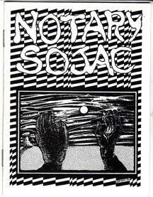 NOTARY SOJAC mini-comic JIM RYAN 1980 *SALE 40% off
