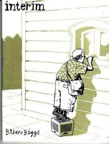 INTERIM mini-comic BRIAN BIGGS 1997