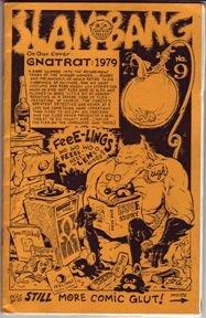 SLAM BANG #9 mini-comic MARK MARTIN John Howard DAVID MILLER 1987 *SALE 40% off