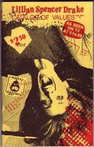 LILLIAN SPENCER DRAKE mini-comic JEFF GAITHER Wayno MARY FLEENER 1987 *SALE 40% off