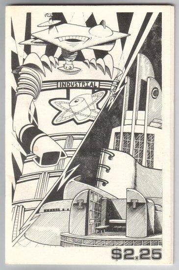 INDUSTRIAL TOILET PAPER #1 mini-comic RODEN Brinkmann ROMERO Foster 1982