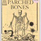 PARCHED BONES minicomic MICHAEL RODEN Brad Foster E.H. DORN underground comix art brut 1981