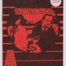 NEMESIS #8 mini-comic MICHAEL RODEN underground comix art brut 1981
