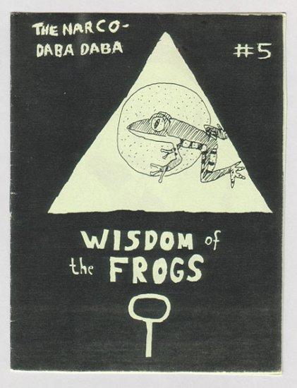 NARCO - DABA DABA #5 mini-comic JON LEWIS