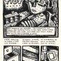 HEADLAND #1 Irish mini-comic STEPHEN SYNNOTT 2000