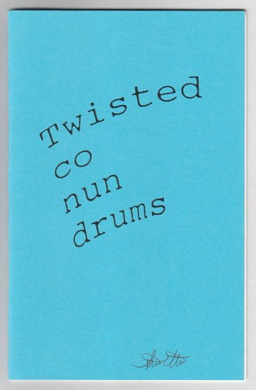 TWISTED CONUNDRUMS minicomic zine STEVE WILLIS signed